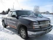 camion 4 par 4 a vendre chevrolet 2003