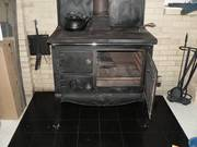 Poêle combustion lente de marque WoodStanley-Waterford 1850.00
