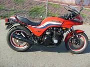 Best : 1983 Kawasaki GPZ 750 cc