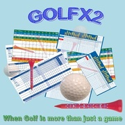 Golfx2,  Golf tracking software