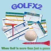 Golfx2,  Golf tracking software