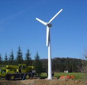 Clarkston Investment Group FREE OF CHARGE we can install wind turbine