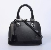 Louis Vuitton Epi Leather Alma BB Black FREE SHIPPING $225