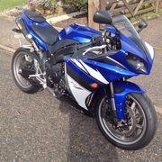 Yamaha YZF R1 09