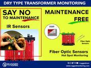 Fiber Optic Sensors,  Fiber Optical Temperature Sensor - Rugged Monitor