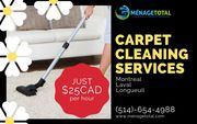 Thorough Carpet Cleaning Services Montreal