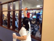 Professional Fitness and Gym Center Cleaning Services