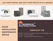 Air conditioning and Heat Pump Repair of all brands