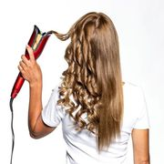 Get The Perfect Curl Using A Curling Iron