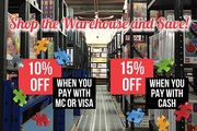 Shop the Warehouse and SAVE - Jigsaw Jungle